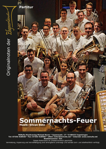 Sommernachts-Feuer